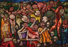 Con trabajos que irrumpen en la poesía, fotografía y pintura; Pablo Maire posee uno de los argumentos artísticos más impactantes hoy en día.