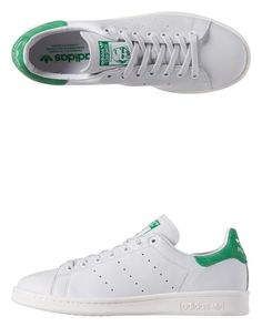 Baskets adidas #stansmith #LeGuide.com Stan Smith Shoes, Adidas Stan Smith, Original Stan Smith, Baskets En Cuir, Leather Trainers, Adidas Women, Adidas Originals, Me Too Shoes, Adidas Sneakers