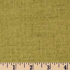 Bryant Indoor/Outdoor Marlin Linen Basil - Discount Designer Fabric - Fabric.com