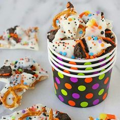 #Yummy # Halloween #Treats I really want to make this one.