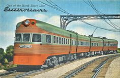 North Shore Line-Electroliner
