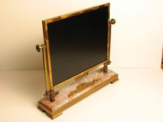 Make a monitor to go with that steampunk keyboard. - SteamPunk Craftiness project!