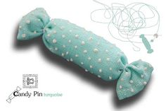Candy Pin turquoise by DreamCode
