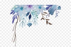 Watercolor painting Flower - Watercolor flowers png is about is about Blue, Product, Flower, Petal, Design. Watercolor painting Flower - Watercolor flowers supports png. You can download 4455*4055 of Watercolor painting Flower - Watercolor flowers now.