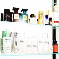 The medicine cabinet. #thephacelife #ph #phbalance #balance #beauty #skincare #cosmetics #health #wellness #pretty #clean #fresh #pure #glow #home #medicinecabinet #favorites #skin
