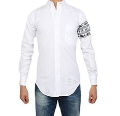 (トム ブラウン) THOM BROWNE 16SS 刺繍 アームバンドシャツ_WHITE MWL194E 001... http://www.amazon.co.jp/dp/B01GCKTVDI/ref=cm_sw_r_pi_dp_H-vtxb0ACQEM0