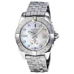 breitling galactic 36 automatic diamond ladies watch - Google Search