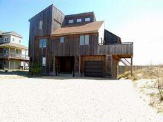 Sandbridge Beach - Oceanfront Vacation Home / Siebert Realty / Virginia Beach, VA  - Z-Mar - 2412 Sandfiddler Road