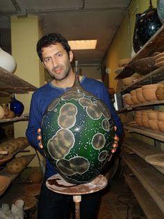 Jose Maria Mariscal - Ceramicas Mariscal: CURSOS CRISTALIZACIONES Y TORNO 2016