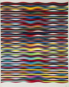 Yaacov Agam (b.1928) Untitled  silkscreen printed in colours, 1973, signed twice, dated and inscribed E.A a Joelle Carre Cordialment in ball-point pen, on wove paper, with full margins, in good condition, 465 x 560 mm (18 1/4 x 22 in)