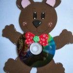 cd bear craft