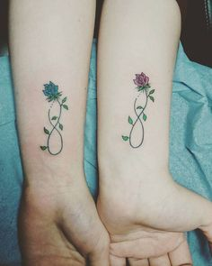 15 Matching BFF Tattoos That Are Better Than A Friendship Necklace ...