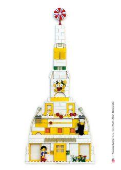Francesca Daniele Mole Lego