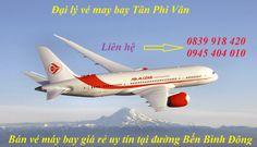 Bán vé máy bay giá rẻ đường Bến Bình Đông – giá rẻ 399k