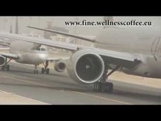 Taxi and take off at Doha International Airport Doha, International Airport, Taxi, Coffee, Healthy, Life, Kaffee, Health, Cup Of Coffee