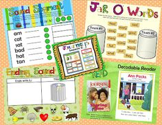 1st Grade JOURNEYS Smart Board Lesson 6