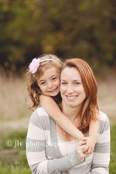 mother daughter session.  jlv photography