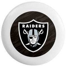 Oakland Raiders Flying Disc