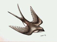 Swallow by ~Yorianne on deviantART