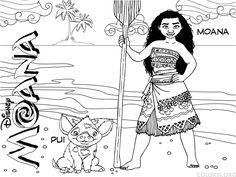 Moana ( Vaiana em Portugal , Moana: Um Mar de Aventuras , no Brasil ) é um filme de animação musical  estadunidense  produzido pe...