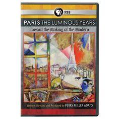 Paris: The Luminous Years - Toward the Making of the Modern PBS http://www.amazon.com/dp/B003WKQ46E/ref=cm_sw_r_pi_dp_JXOPvb19MB0DY