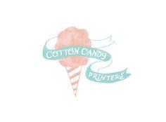 Cotton Candy Printers - pretty!