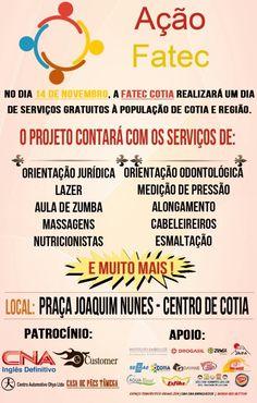 Apoio Folha de Cotia