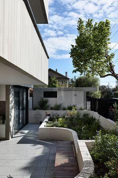 Hecker Guthrie, Small Garden Design, House Goals, All Design, The Locals, Interior Architecture, Cool Designs, Apartments, Architects