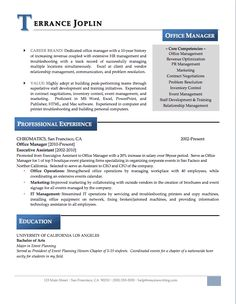 sample resumes take look some our work fotos medical office manager resume example