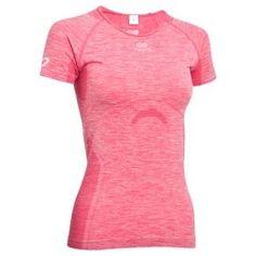 T-shirt Vêtements - TEE SHIRT FIRST ROSE KALENJI - Les sous vêtements et  accessoires 4a6ed70b45bc