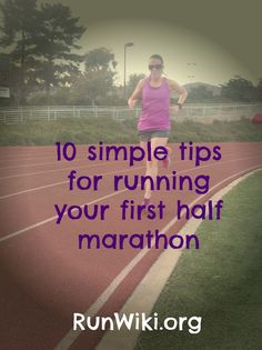 This was part of a paid campaign with FitFluential LLC and Women's Running Series, all opinions are my own. The half marathon has become one of the most popular distances in the country for many re...