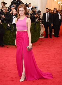 Best Dressed Met Gala: Emma Stone. Absolutely stunning.