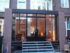 complete verbouwing woonhuis, souterrain, beg. grond en 1e etage