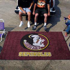 FSU Seminoles Tailgate Mat Rug