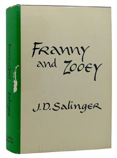 FRANNY AND ZOOEY, J. D. Salinger