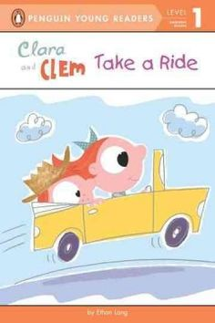 ER LON. When Clara and Clem build a car out of blocks, they have no idea where it will take them. But with a little imagination, the two take the trip of a lifetime down winding roads, up tall mountains, and across the sky