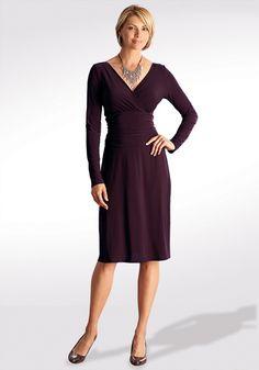 Day to Night Dress for Tall Women | Long Elegant Legs
