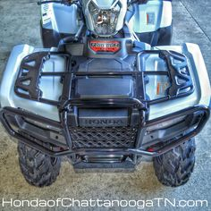 Marvelous 2015 Foreman RUBICON 500 Deluxe ATV Sale At Honda Of Chattanooga. TN / GA /  AL Area Honda PowerSports Dealer Offering Discount Prices Since 1962!