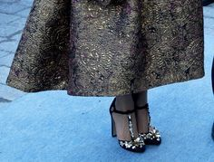 Pin for Later: Crown Princess Victoria Proved When It Comes to the Outfit, the Shoes Are Everything
