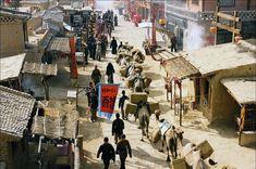 China West Film Studio at Zhenbeipu