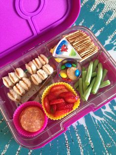 A healthy lunch for work or school!