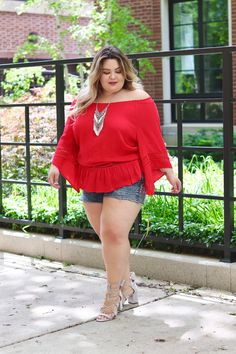 Curvy Outfits, Plus Size Outfits, Girl Outfits, Looks Plus Size, Plus Size Model, Plus Size Clothing Online, Rihanna Style, Plus Size Fashion Blog, Night Outfits