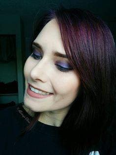 Purple Eyeshadow Inspo - ColourPop My Little Pony Eyeshadow Palette Review