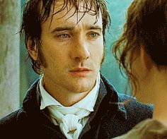 "The would-be lip lock after so much bickering? Knightley says the idea was hatched not by ""Pride and prejudice"" director Joe Wright but well before filming began, when she and Macfadyen met in an audition room."