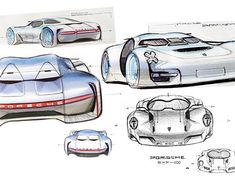 Experimental --- to be continued on Behance Car Design Sketch, Automotive Design, Auto Design, Hand Sketch, Transportation Design, Concept Cars, Exterior Design, Cars And Motorcycles, Super Cars