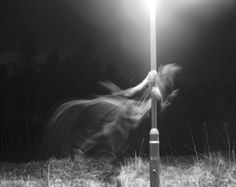 Old Black and White spooky | atmosphere, black and white, ghost, lantern, scary - image #16344 on ...