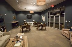NEXT room at Athens Church - Athens, GA (designed by a partner at Equip Studio while at a previous firm).