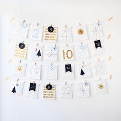 ≡ advent Tis The Season, Winter Holidays, Hanukkah, Diy Design, Christmas Diy, Diys, Photo Wall, Seasons, Frame