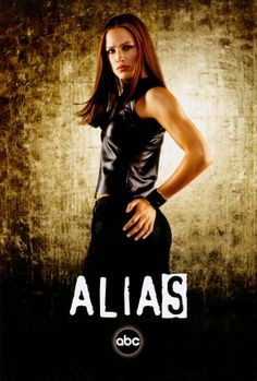 Alias is an American action television series created by J. Abrams which was broadcast on ABC for five seasons, from September to May It stars Jennifer Garner as Sydney Bristow, a CIA agent. Lena Olin, Michael Vartan, Gina Torres, Rachel Nichols, Series Movies, Movies And Tv Shows, Tv Series, Bradley Cooper, Divergent Poster