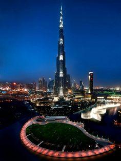 Khalifa Tower - Dubai